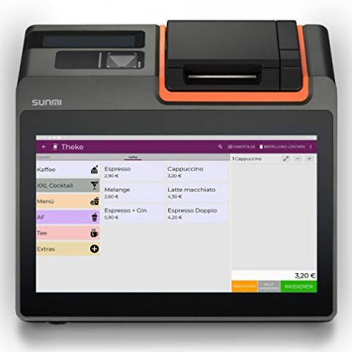 Lynne payment Solutions Registerkasse