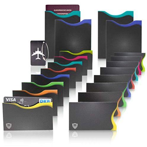 Amazy RFID & NFC Schutzhüllen