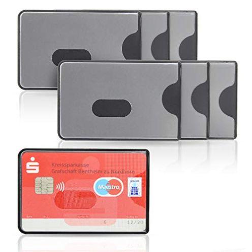 WallTrust RFID NFC Blocker Schutzhülle