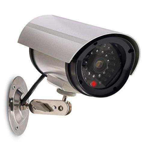 kwmobile Dummy Überwachungskamera Attrappe