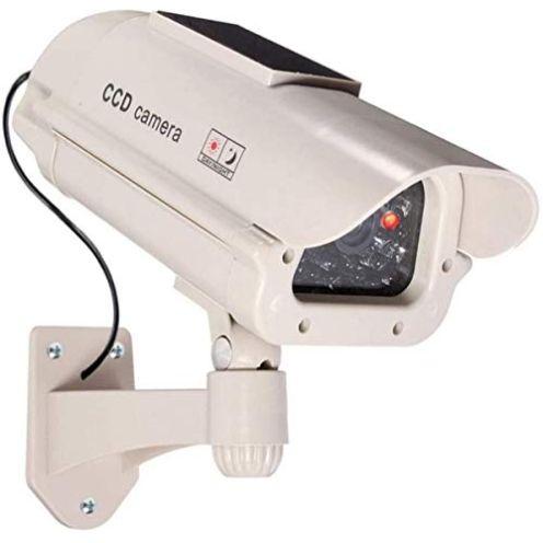 O & W Security Dummy Kamera Solar
